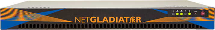 NetGladiator Appliance