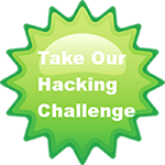 Take our Hacking Challenge
